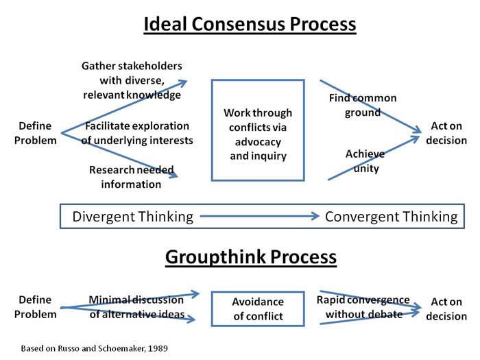 avoiding groupthink essay